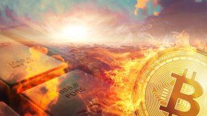 Die aktuelle Nachfrage auf dem Bitcoinmarkt